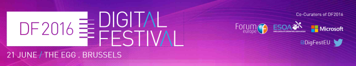 My IoT presentation at Digital Festival inBrussels