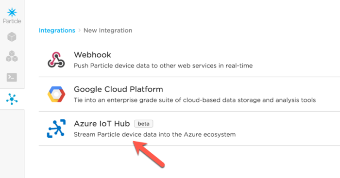 How to use the Particle Photon with the Microsoft Azure IoT Hub